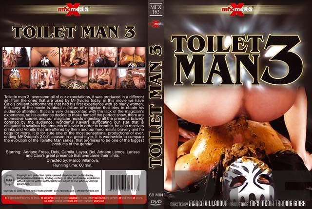 Toilet Man 3 - HQ
