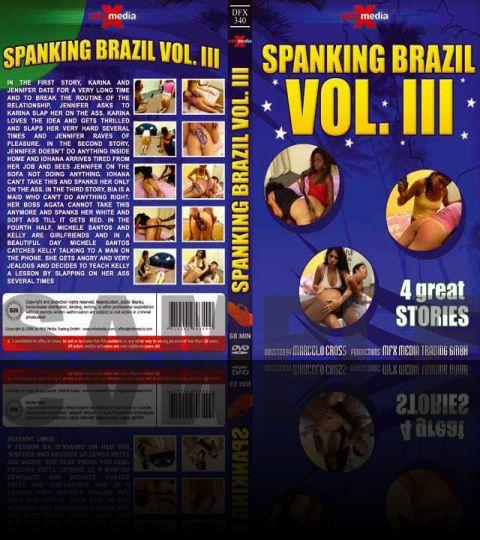 Spanking Brazil Vol. 3