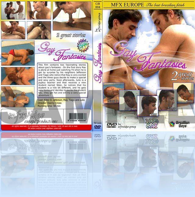 Gay Fantasies - HD