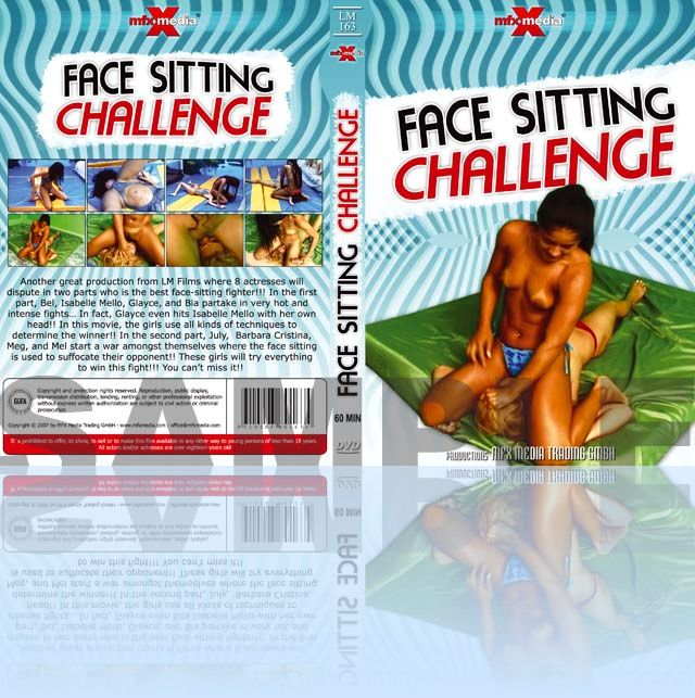 Face sitting Challenge