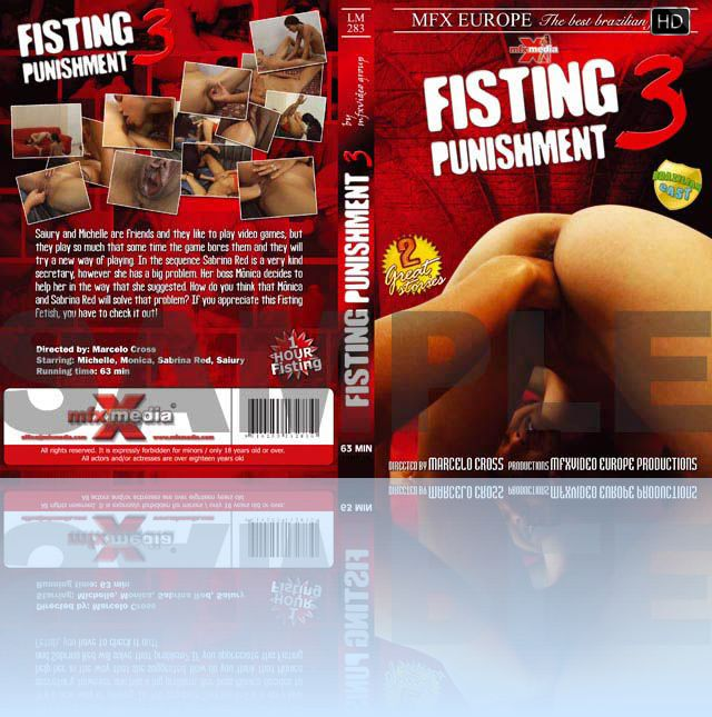 Fisting Punishment 3 - HD