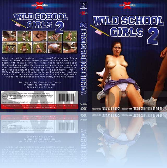 Wild School Girls 2