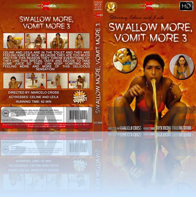Swallow More, Vomit More III - HD