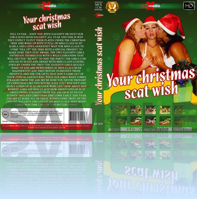 Your Christmas Scat Wish - HD
