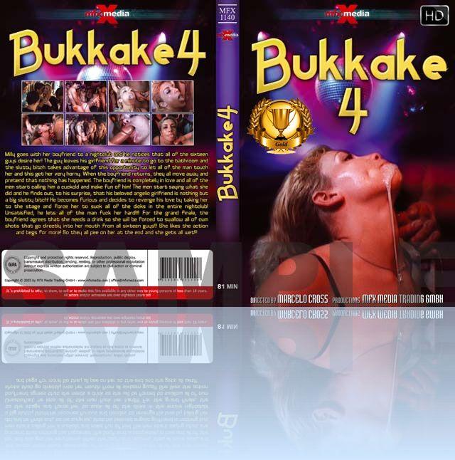Bukkake 4 - HD