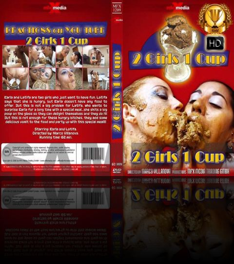 2 Girls 1 Cup - The Legendary Video - HD
