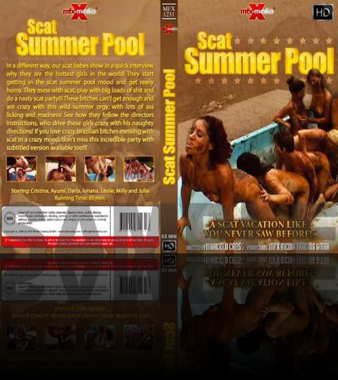 Scat Summer Pool - HD