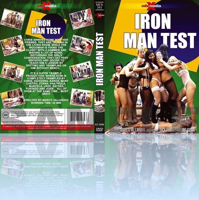 Iron Man Test