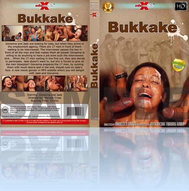 Bukkake 1 - HD
