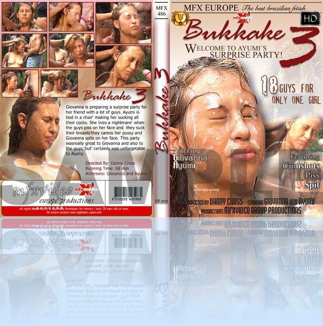 Bukkake 3 - HD