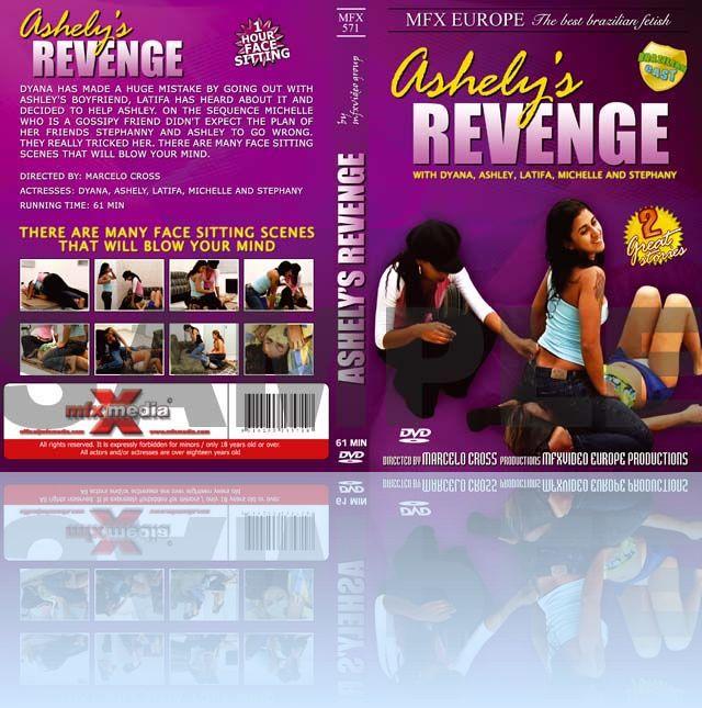 Ashely's Facesitting Revenge on Dyana