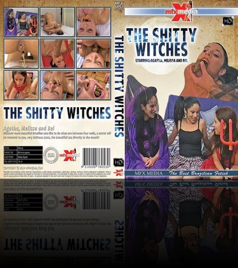 The Shitty Witches - HD - NEW