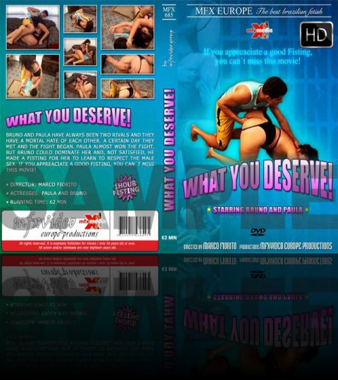 What you Deserve - HD