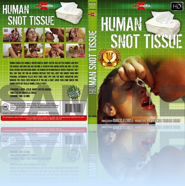 Human Snot Tissue - HD