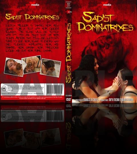 Sadist Dominatrixes - HQ