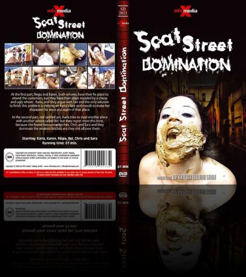 Scat Street Domination - HQ