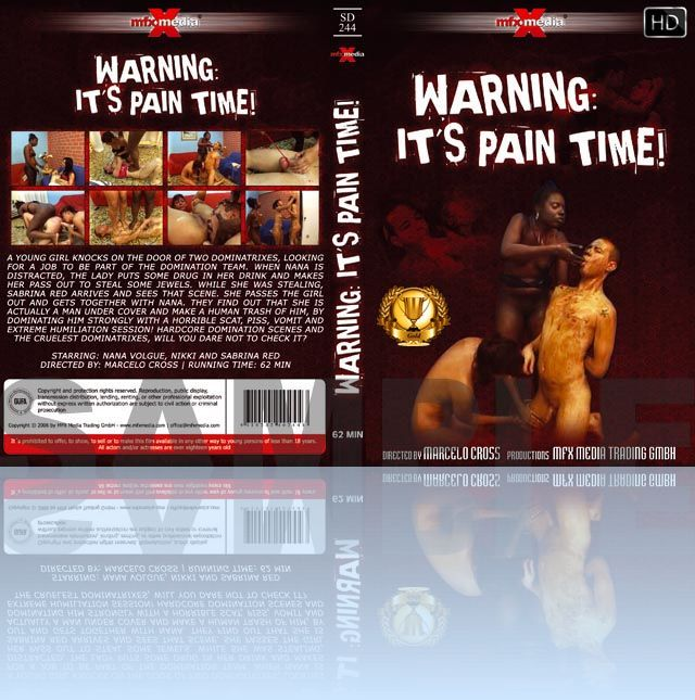 Warning: It's Pain Time! - HD