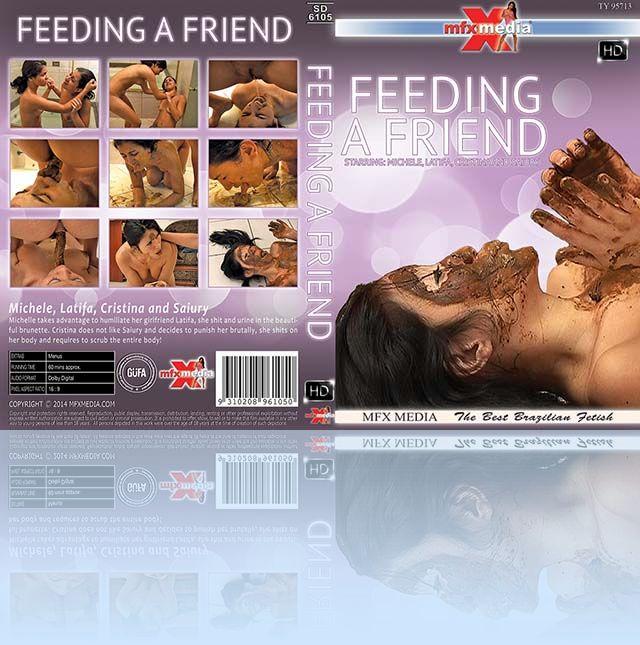 Feeding a Friend - HD - NEW