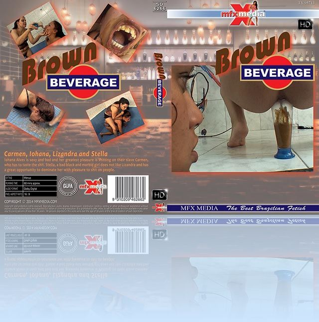 Brown Beverage - HD - NEW