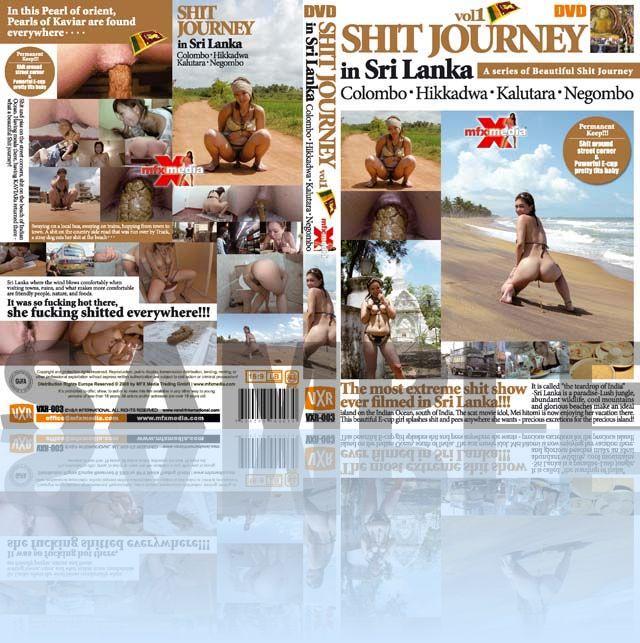 Shit Journey to Sri Lanka 1