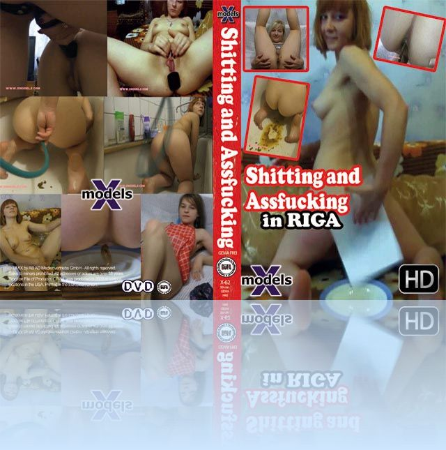 Shitting and Assfucking in Riga - NEW - HD